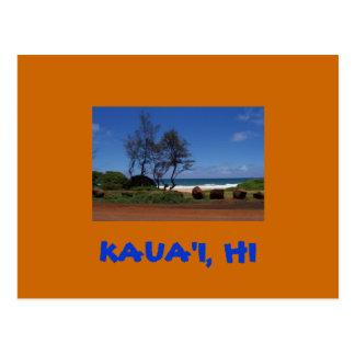 Cartão de Kaua'i