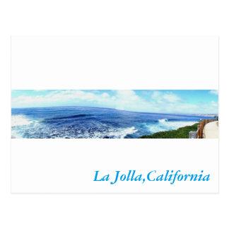 Cartão de La Jolla Califórnia