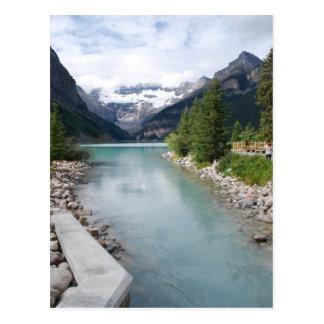 Cartão de Lake Louise