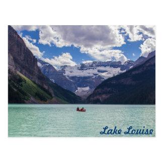Cartão de Lake Louise Alberta