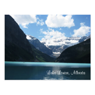 Cartão de Lake Louise, Alberta