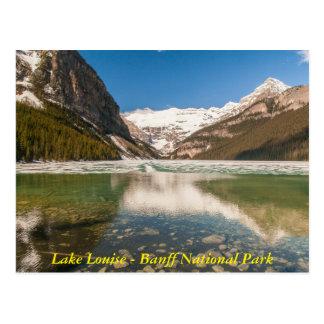 Cartão de Lake Louise, Canadá