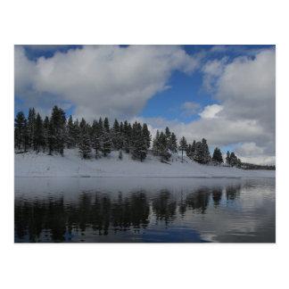 Cartão de Lake Tahoe