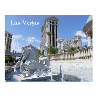 Cartão de Las Vegas!
