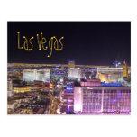 Cartão de Las Vegas Cartões Postais
