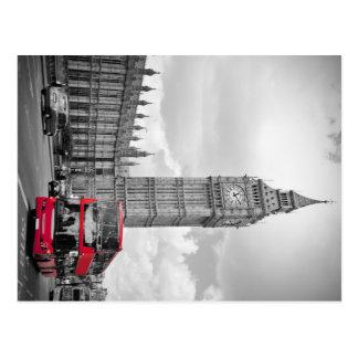 Cartão de Londres Inglaterra