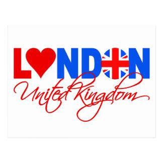Cartão de Londres - personalize!