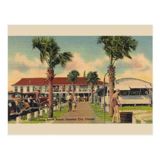Cartão de Long Beach a Cidade do Panamá Florida do