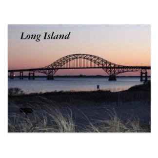 Cartão de Long Island