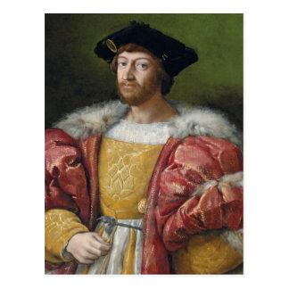 Cartão de Lorenzo de' Medici