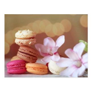 Cartão de Macarons