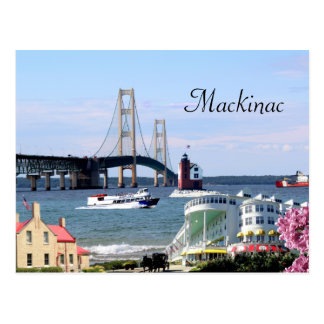 Cartão de Mackinac