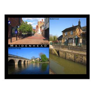 Cartão de Maidenhead