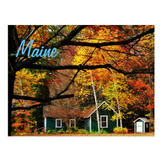 Cartão de Maine