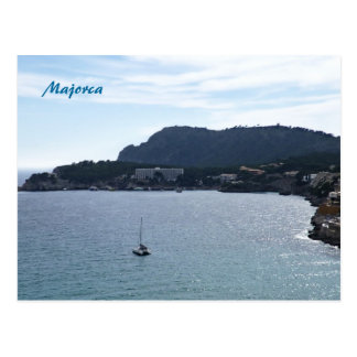 Cartão de Majorca