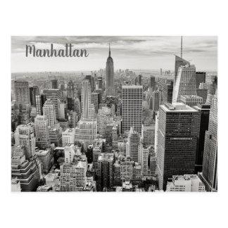 Cartão de Manhattan, New York