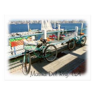 Cartão de Marina Del Rey!