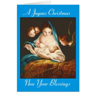 Cartão De Mary a poesia sim