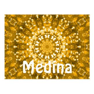 Cartão de Medina Arábia Saudita