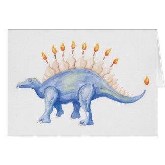 Cartão de Menorahsaurus