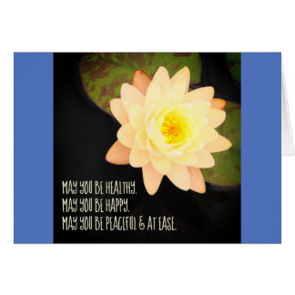 Cartão de Metta
