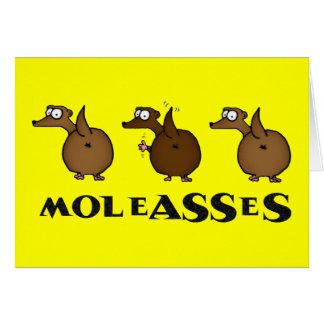 Cartão de Moleasses