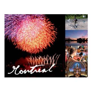 Cartão de Montreal