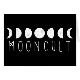 Cartão de Mooncult