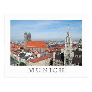 Cartão de Munich, Alemanha