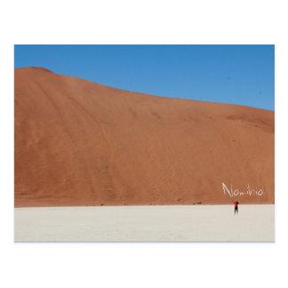 Cartão de Namíbia