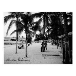 Cartão de Nassau Bahamas