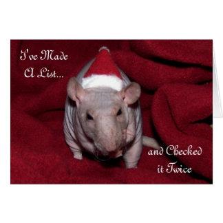 Cartão de Natal 1 de Lydia