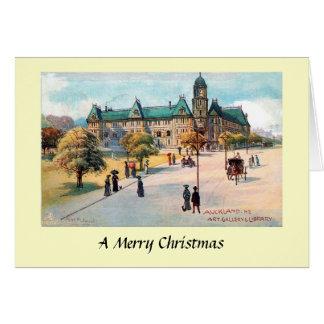 Cartão de Natal - Auckland, NZ