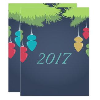 Cartão de Natal brilhante