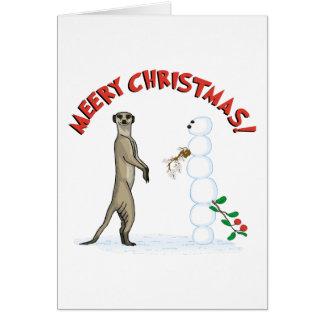 Cartão de Natal de Meery