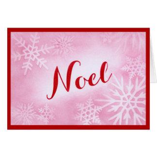 Cartão de Natal de Noel