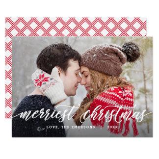 Cartão de Natal editável da cor do cumprimento