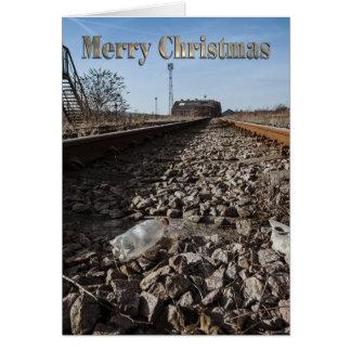 Cartão de Natal engraçado