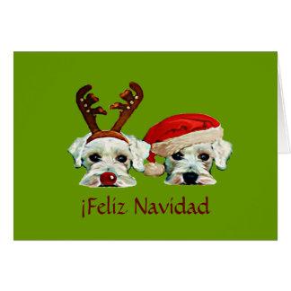 Cartão de Natal espanhol