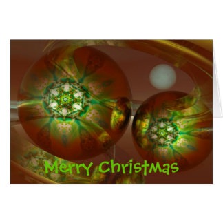 Cartão de Natal mágico