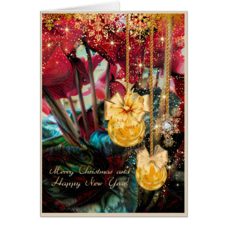 Cartão de Natal por Carmen