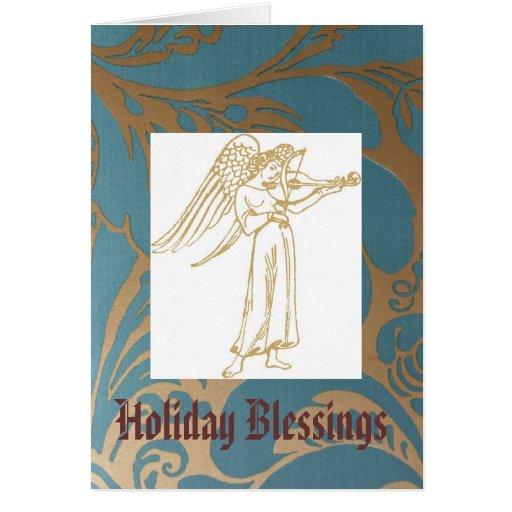 Cartão de Natal religioso