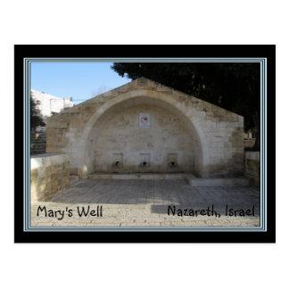 Cartão de Nazareth Israel