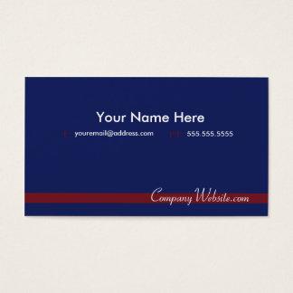 Cartão de negócios dos trabalhos em equipe