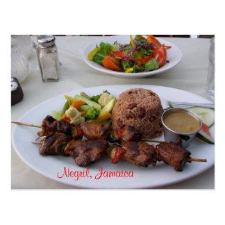 Cartão de Negril Jamaica