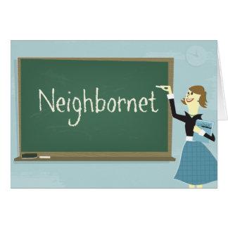 Cartão de Neighbornet