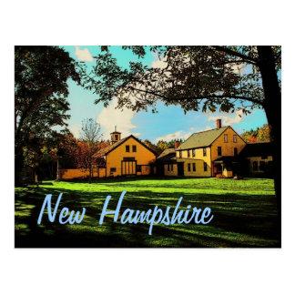 Cartão de New Hampshire