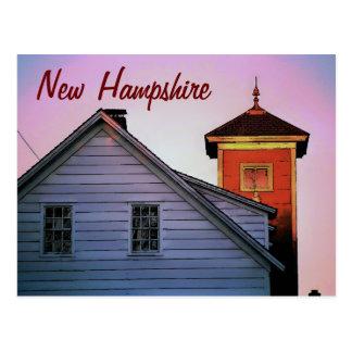 Cartão de New Hampshire Cartão Postal