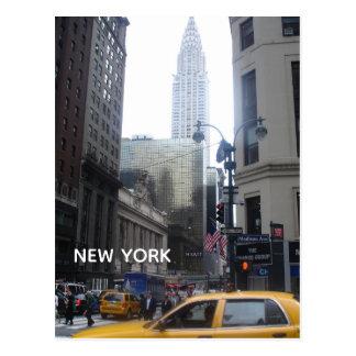 Cartão de New York