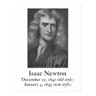 Cartão de Newton